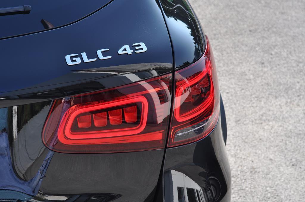 Mercedes GLC 43 AMG 9G-Tronic 4 Matic Noir Métal - 6
