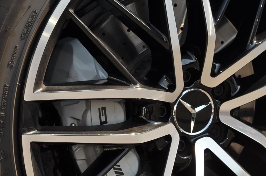 Mercedes GLC 43 AMG 9G-Tronic 4 Matic Noir Métal - 7