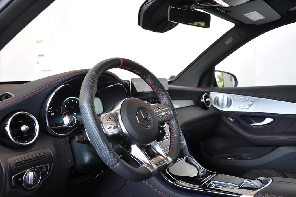 Mercedes GLC 43 AMG 9G-Tronic 4 Matic Noir Métal - 10