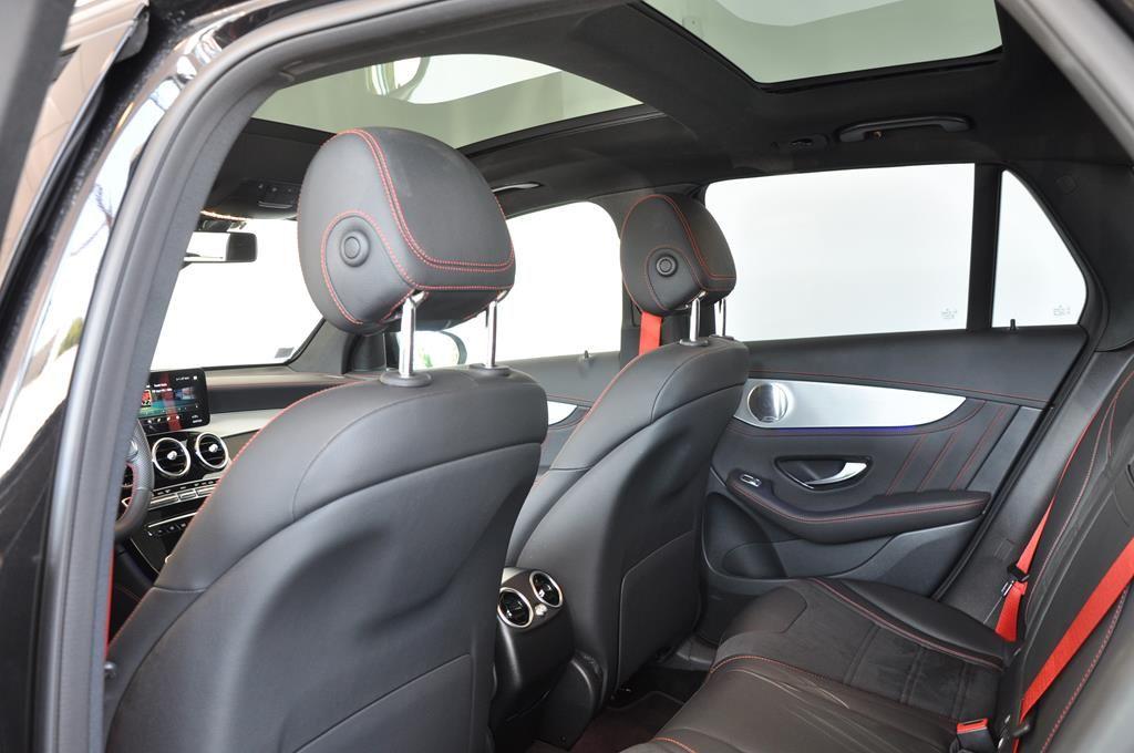 Mercedes GLC 43 AMG 9G-Tronic 4 Matic Noir Métal - 13