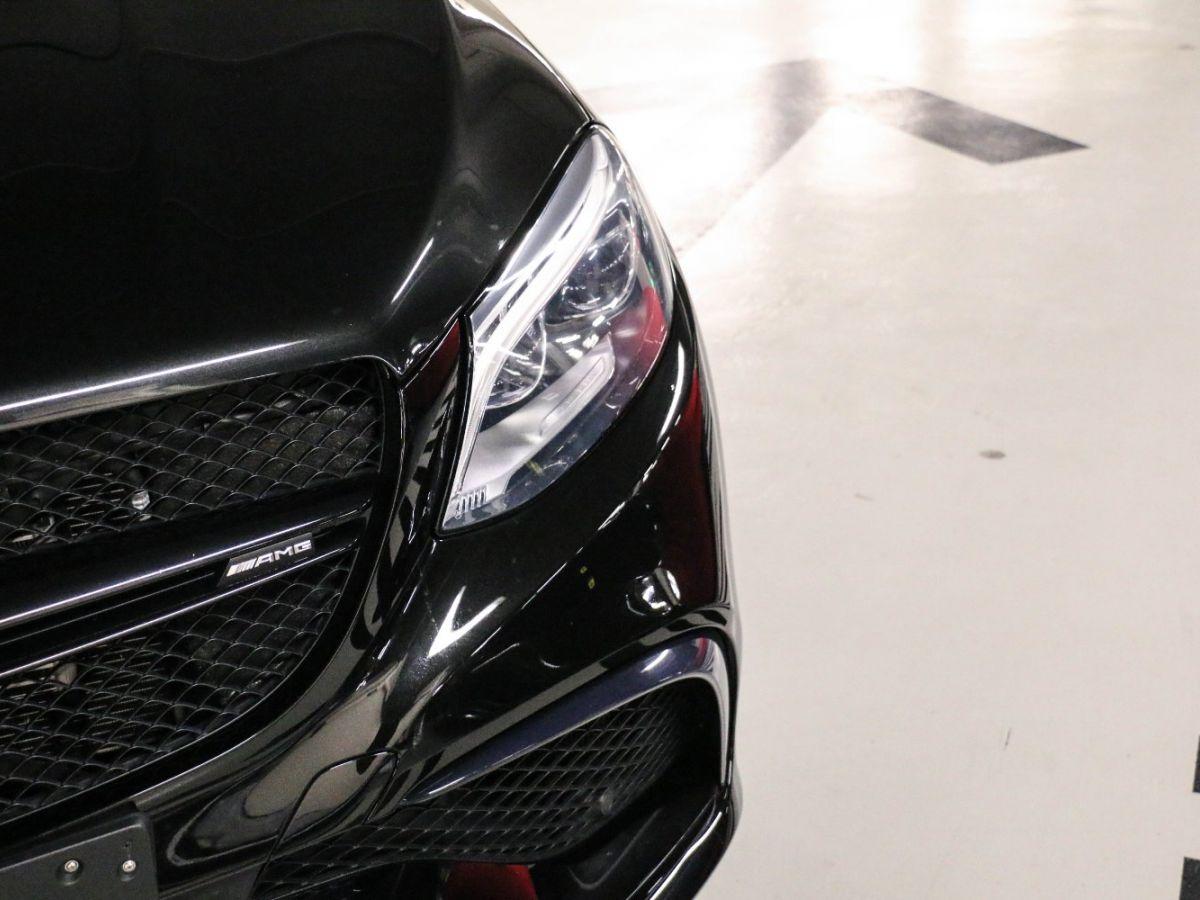 Mercedes GLE Coupé 63 AMG S 4MATIC Noir Métallisé - 3