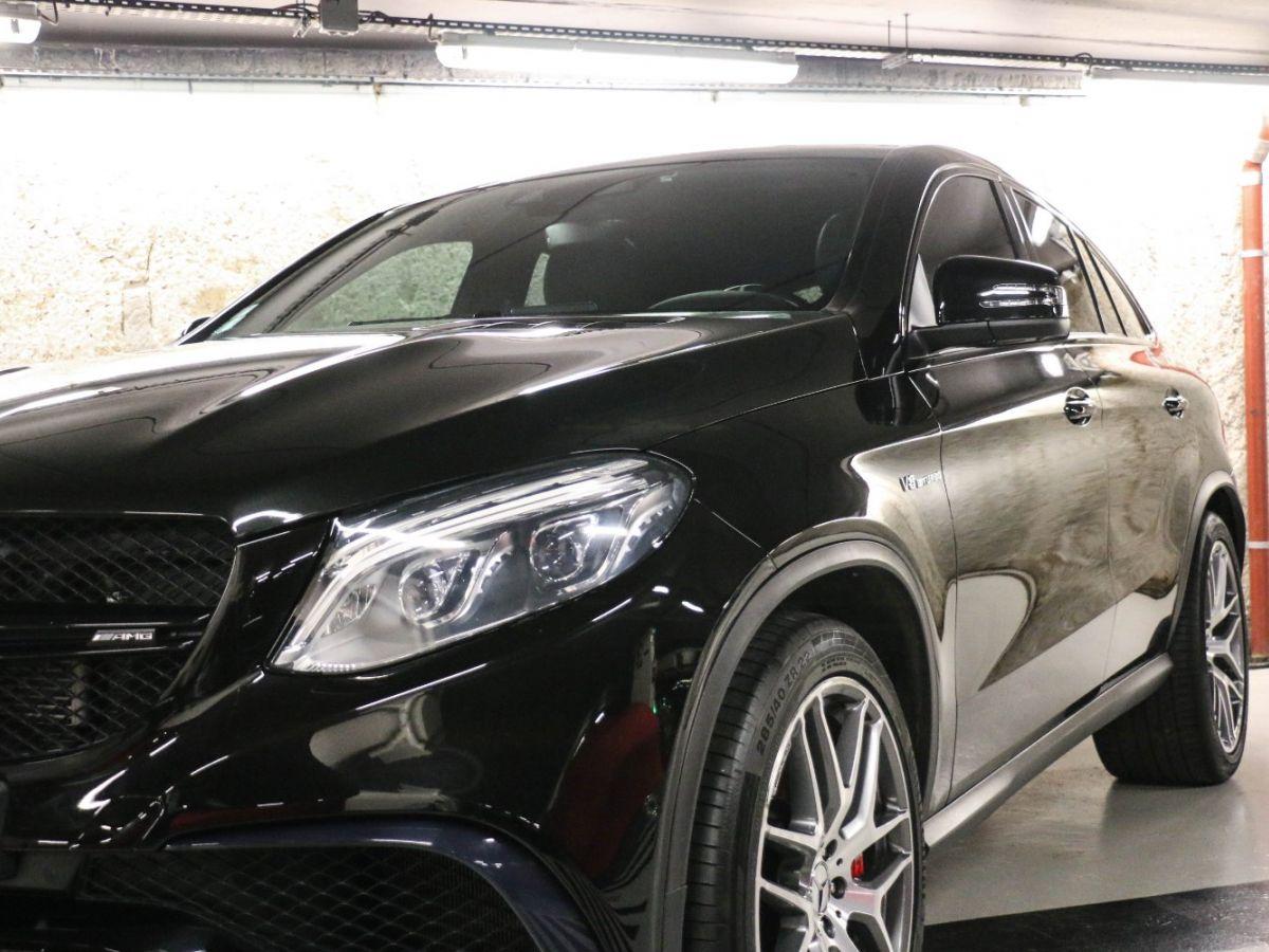 Mercedes GLE Coupé 63 AMG S 4MATIC Noir Métallisé - 2