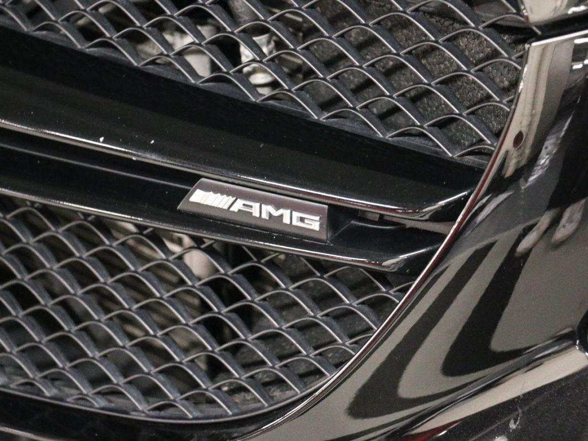 Mercedes GLE Coupé 63 AMG S 4MATIC Noir Métallisé - 4