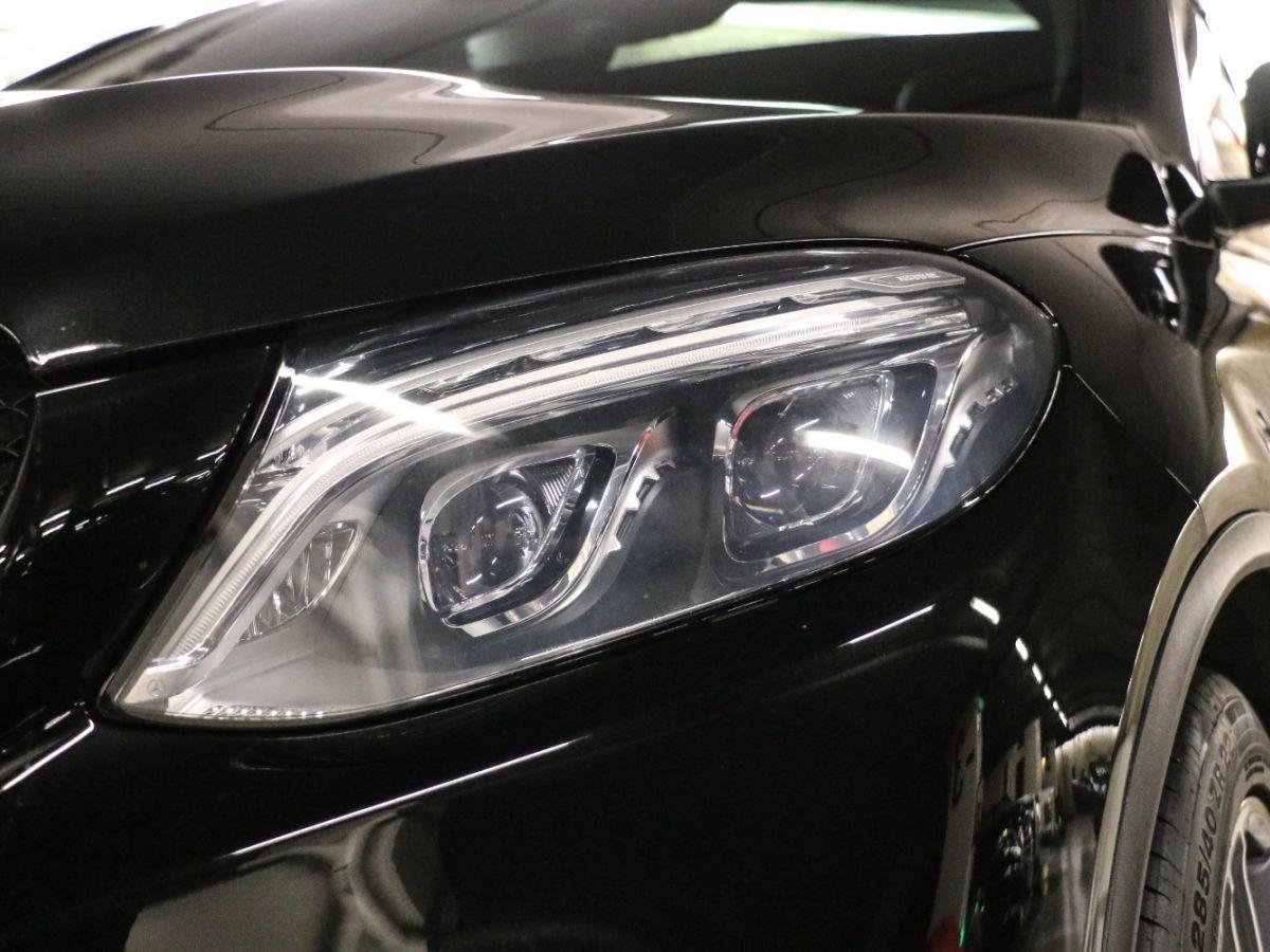 Mercedes GLE Coupé 63 AMG S 4MATIC Noir Métallisé - 5