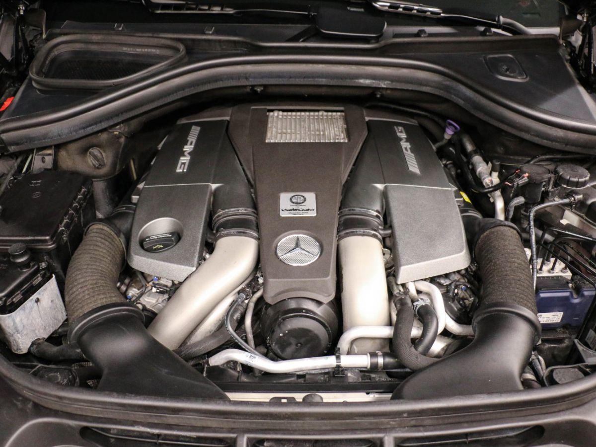 Mercedes GLE Coupé 63 AMG S 4MATIC Noir Métallisé - 18