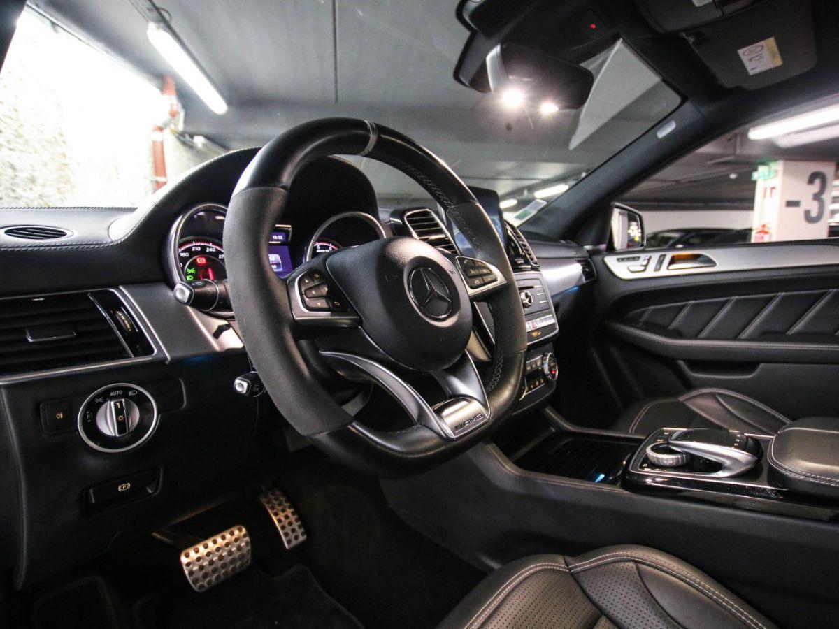 Mercedes GLE Coupé 63 AMG S 4MATIC Noir Métallisé - 21