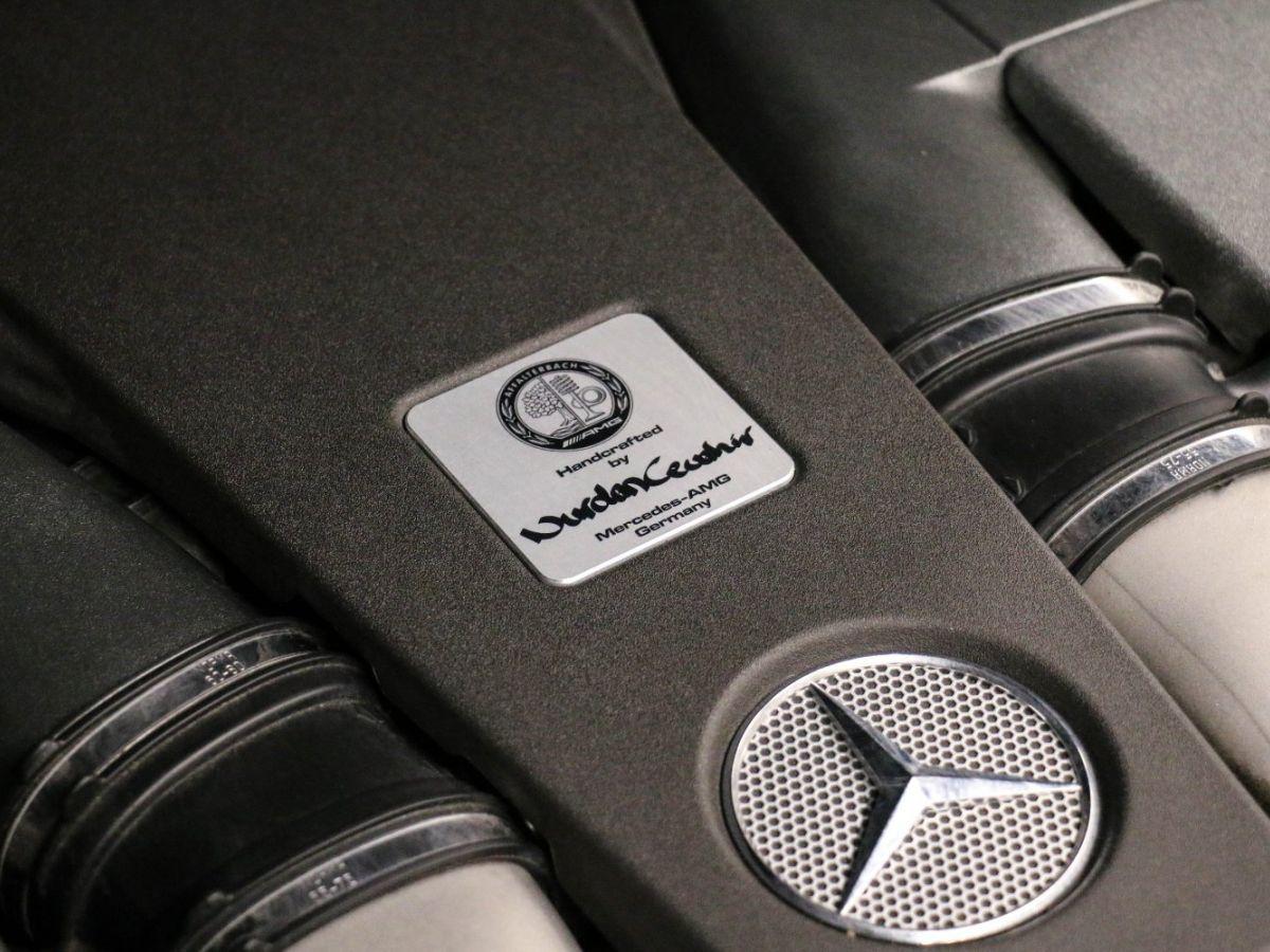 Mercedes GLE Coupé 63 AMG S 4MATIC Noir Métallisé - 23