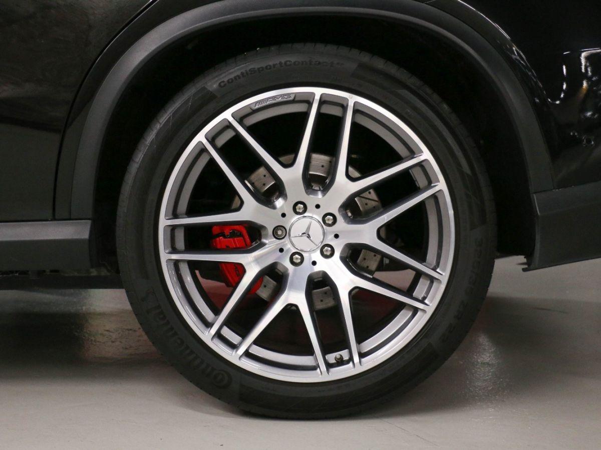 Mercedes GLE Coupé 63 AMG S 4MATIC Noir Métallisé - 10