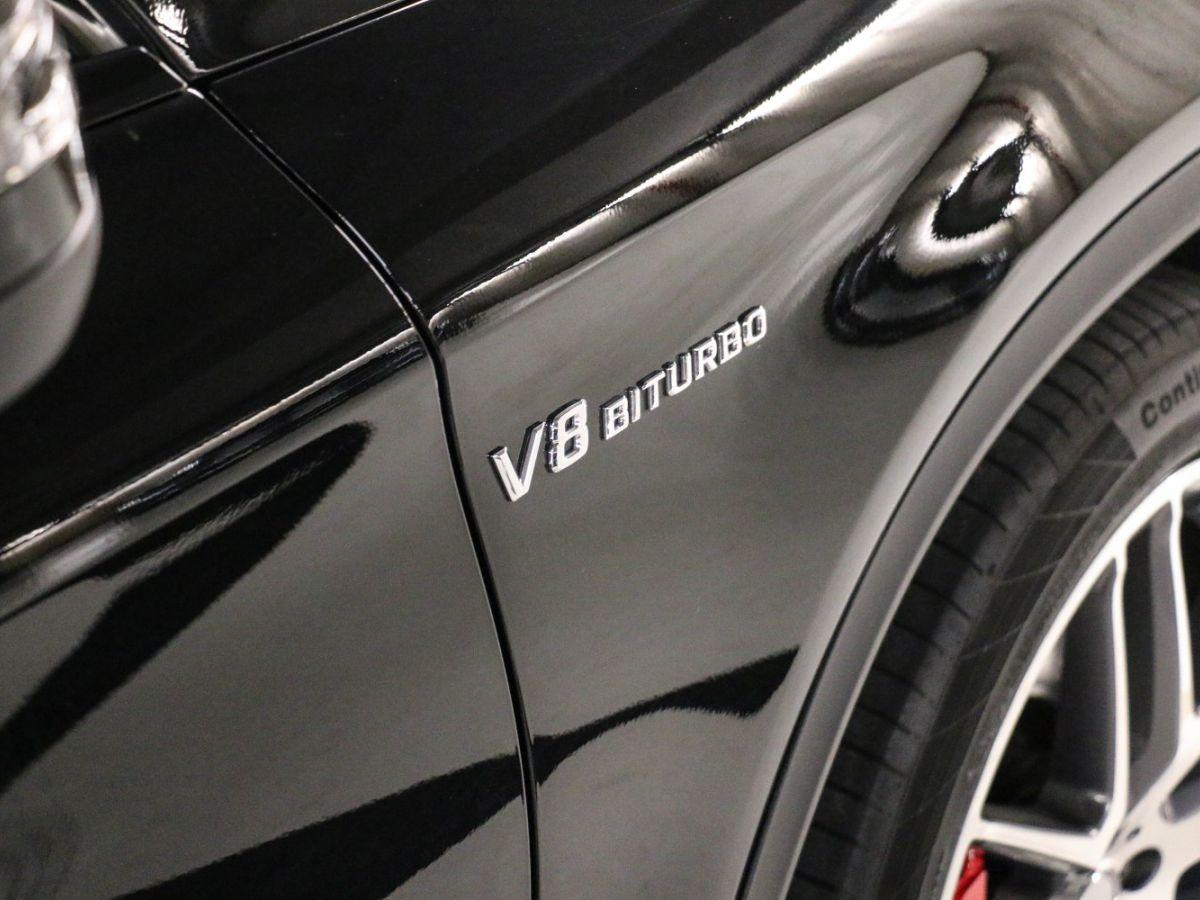 Mercedes GLE Coupé 63 AMG S 4MATIC Noir Métallisé - 9