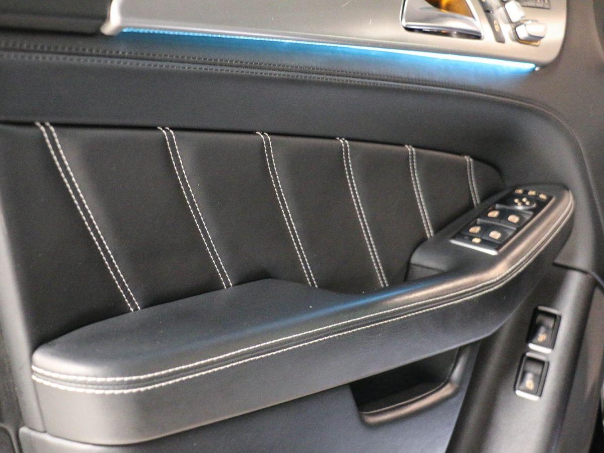 Mercedes GLE Coupé 63 AMG S 4MATIC Noir Métallisé - 27