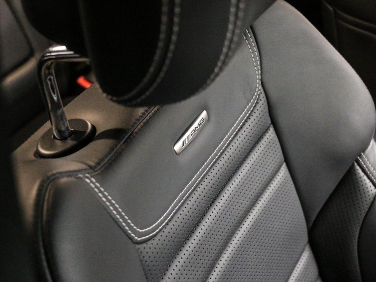 Mercedes GLE Coupé 63 AMG S 4MATIC Noir Métallisé - 39