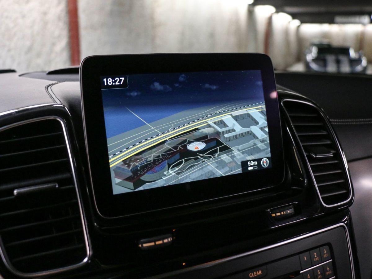 Mercedes GLE Coupé 63 AMG S 4MATIC Noir Métallisé - 40