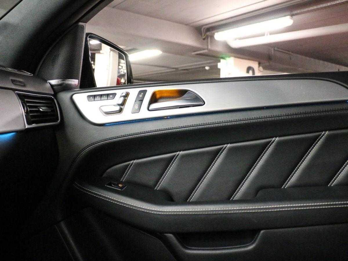 Mercedes GLE Coupé 63 AMG S 4MATIC Noir Métallisé - 42