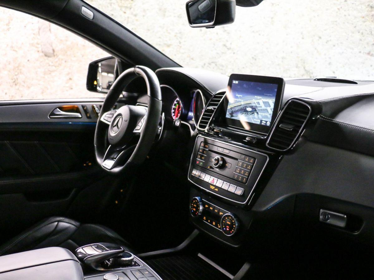 Mercedes GLE Coupé 63 AMG S 4MATIC Noir Métallisé - 43
