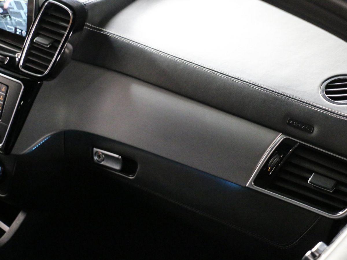 Mercedes GLE Coupé 63 AMG S 4MATIC Noir Métallisé - 44