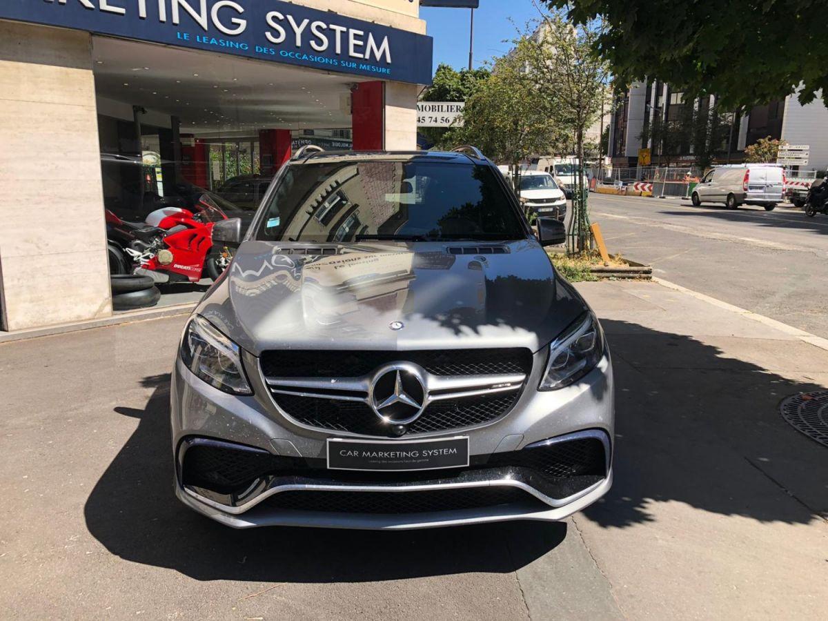Mercedes GLE MERCEDES GLE 63 AMG S 4MATIC Gris Métallisé - 2