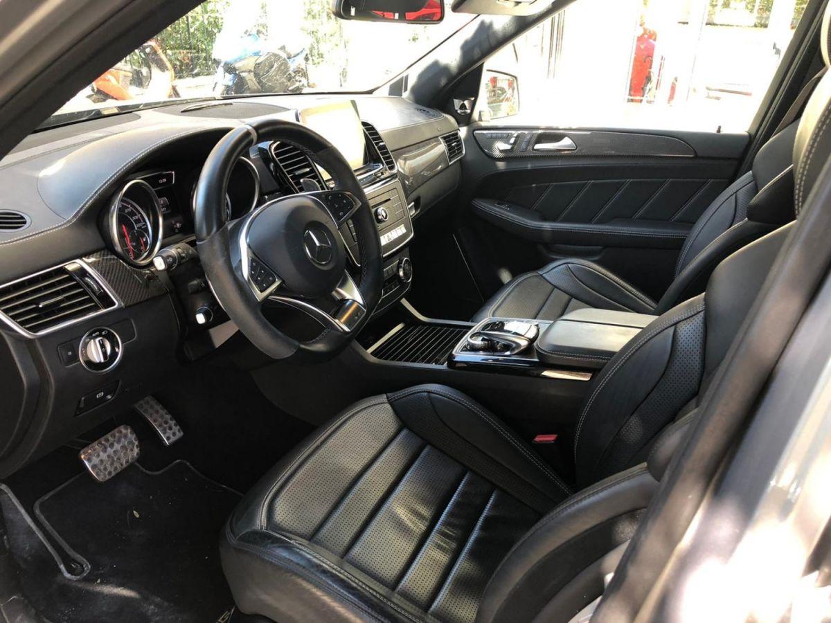 Mercedes GLE MERCEDES GLE 63 AMG S 4MATIC Gris Métallisé - 11