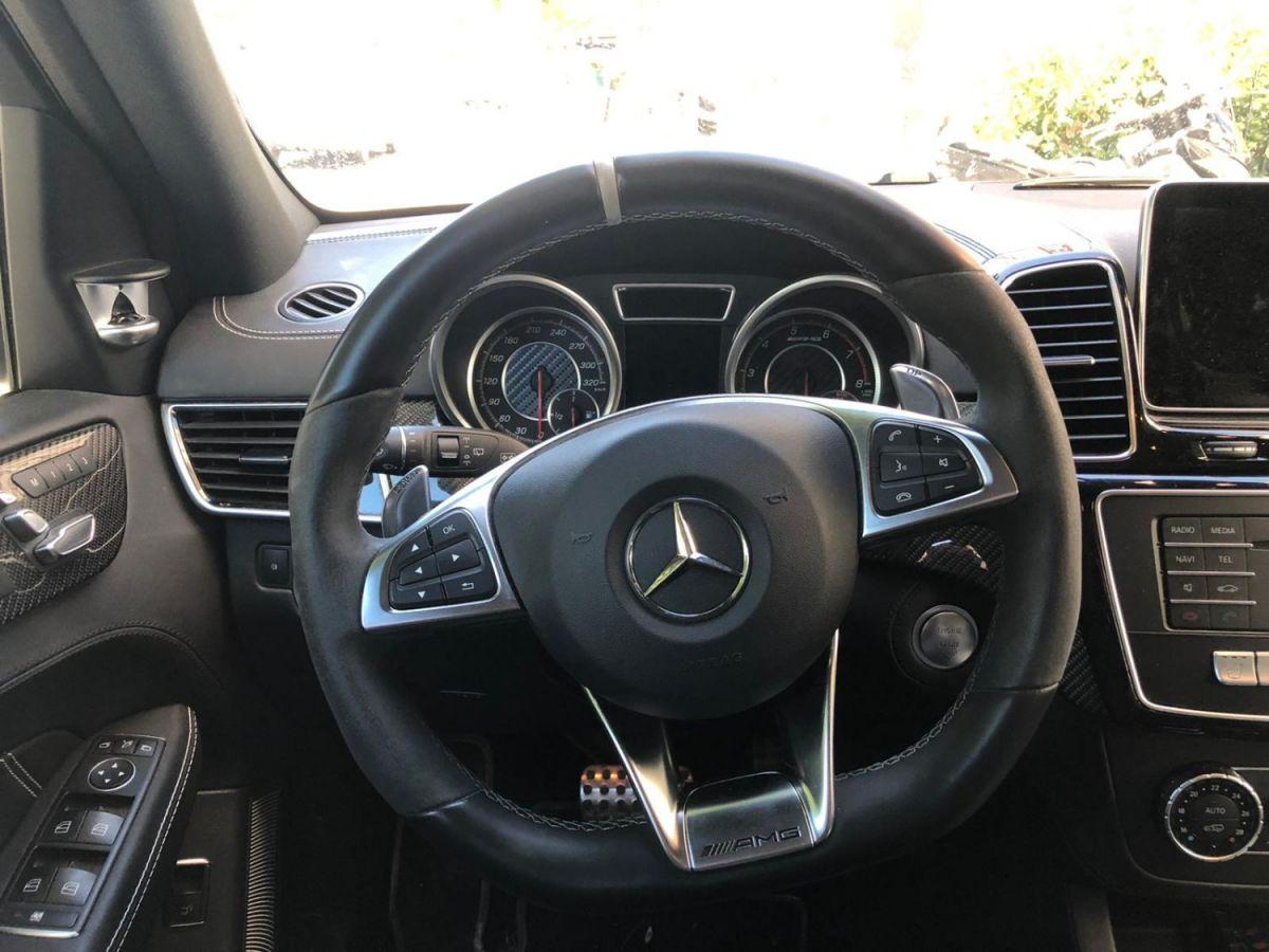 Mercedes GLE MERCEDES GLE 63 AMG S 4MATIC Gris Métallisé - 9