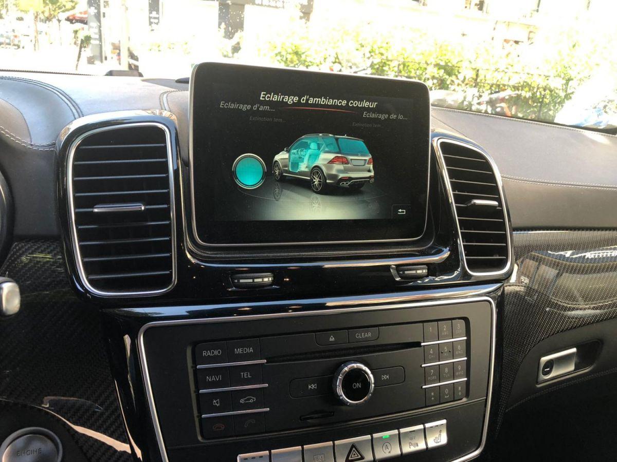Mercedes GLE MERCEDES GLE 63 AMG S 4MATIC Gris Métallisé - 21