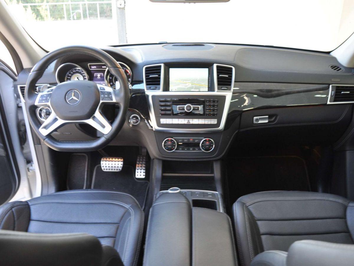 Mercedes Classe M III 63 AMG 525 BVA7 Gris Clair - 11