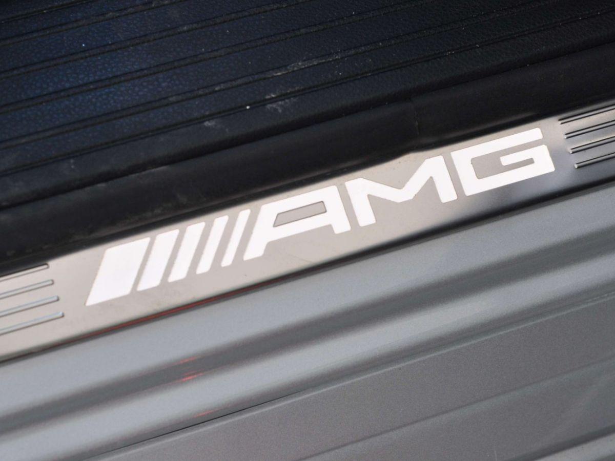 Mercedes Classe M III 63 AMG 525 BVA7 Gris Clair - 31