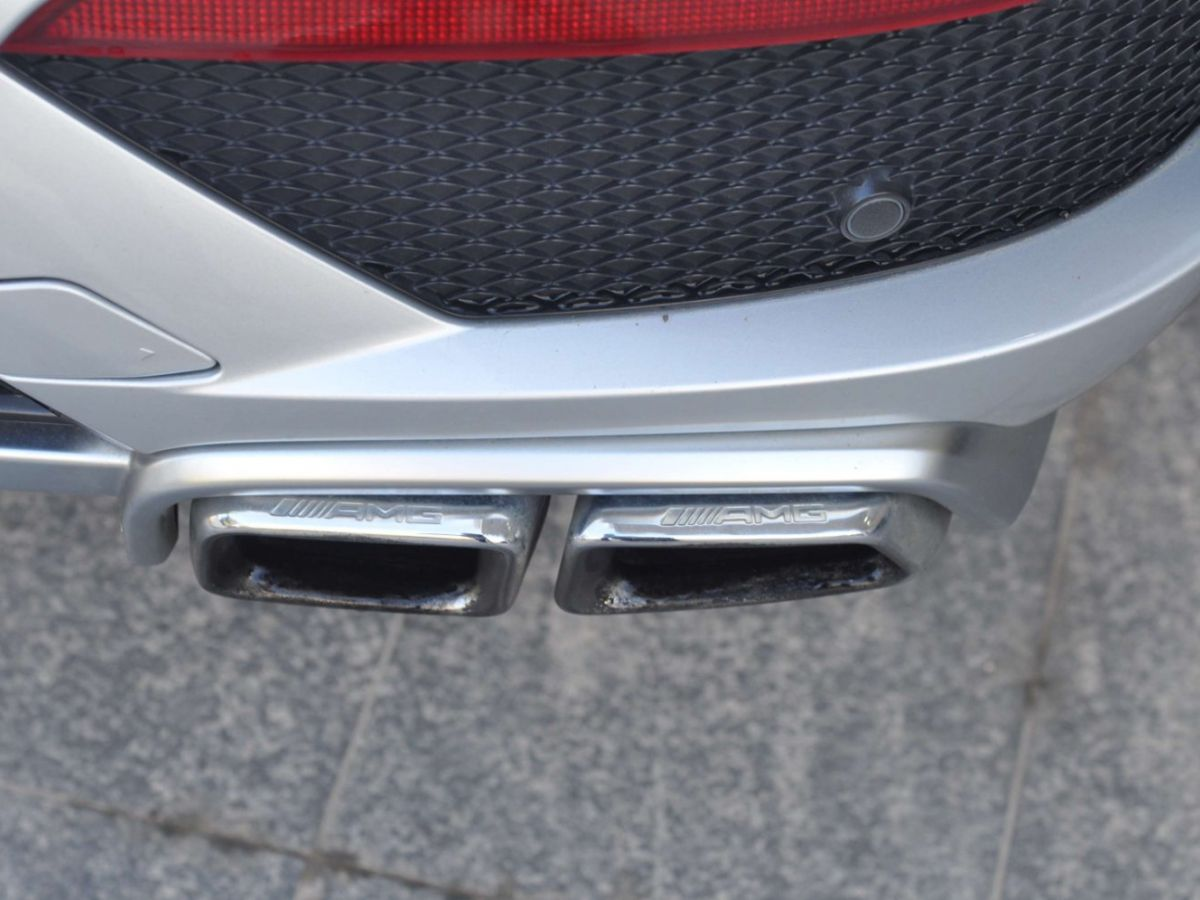 Mercedes Classe M III 63 AMG 525 BVA7 Gris Clair - 34