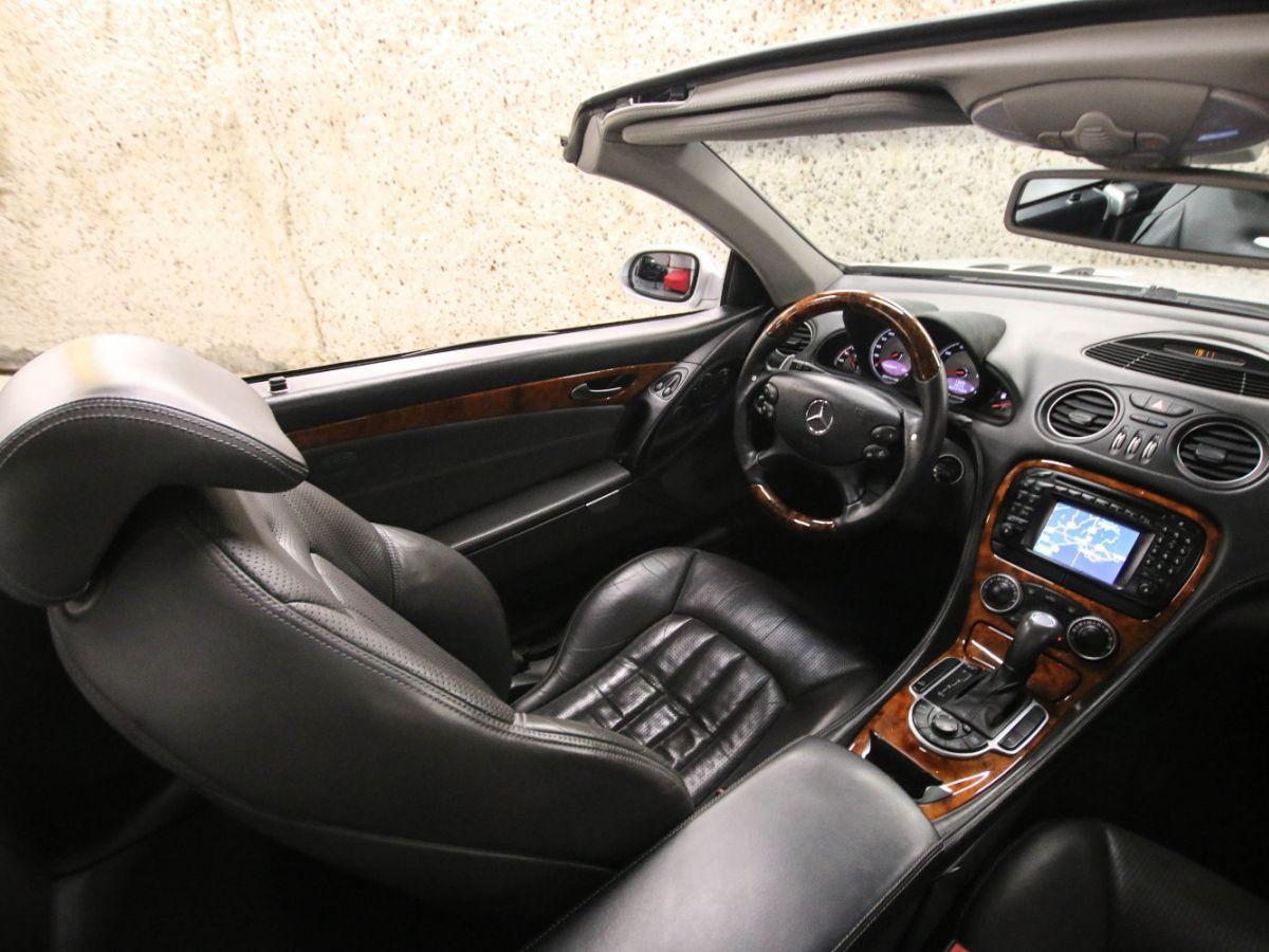 Mercedes SL II 55 AMG 500 BVA Gris Clair - 21