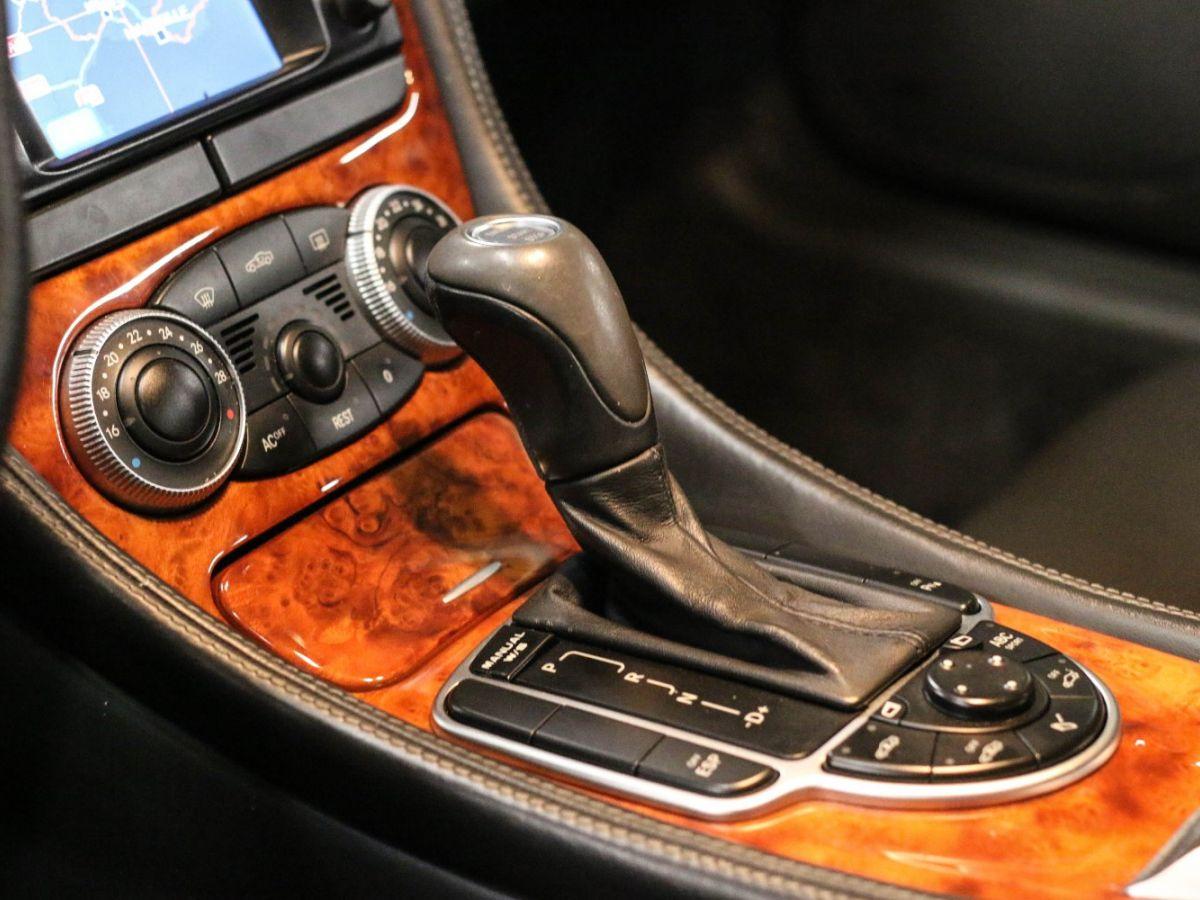 Mercedes SL II 55 AMG 500 BVA Gris Clair - 24