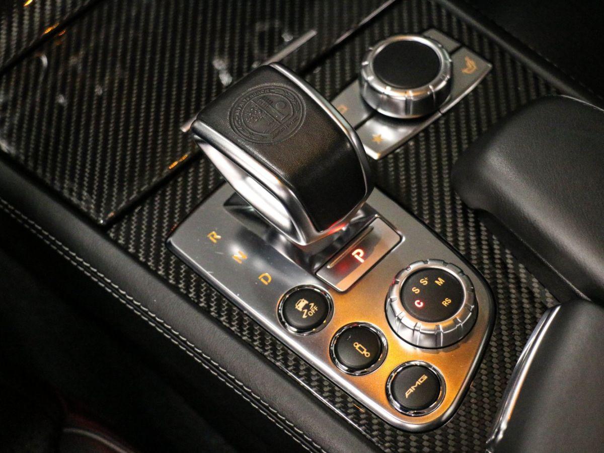 Mercedes SL IV 63 AMG BVA7 Noir Métallisé - 33