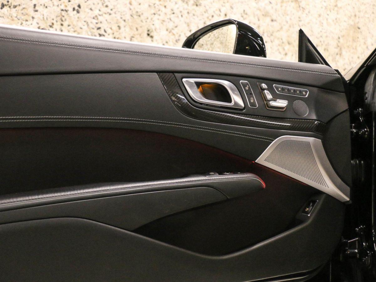 Mercedes SL IV 63 AMG BVA7 Noir Métallisé - 39