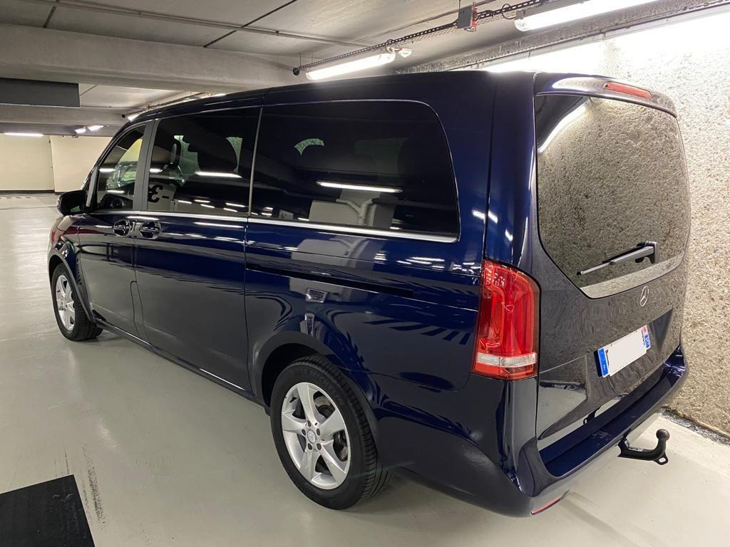 Mercedes Viano Classe V II 250 BlueTEC Avant Garde Bleu Nuit - 5