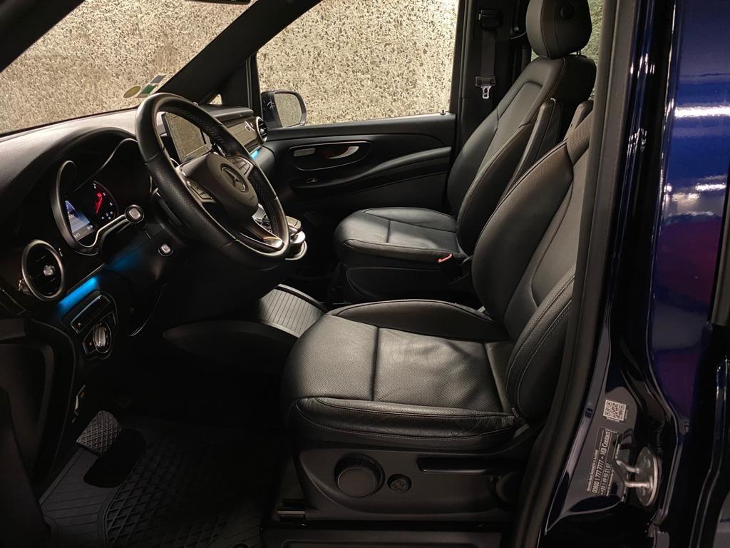 Mercedes Viano Classe V II 250 BlueTEC Avant Garde Bleu Nuit - 7