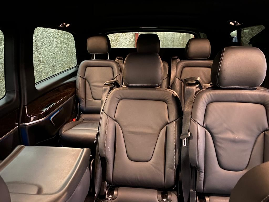 Mercedes Viano Classe V II 250 BlueTEC Avant Garde Bleu Nuit - 10