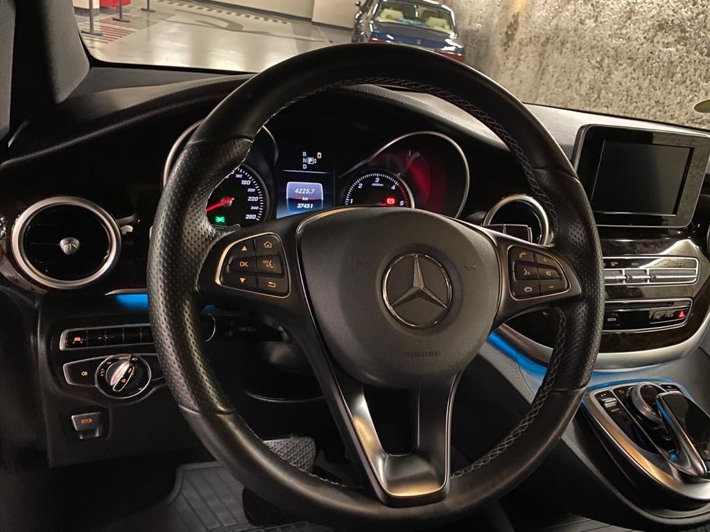 Mercedes Viano Classe V II 250 BlueTEC Avant Garde Bleu Nuit - 8