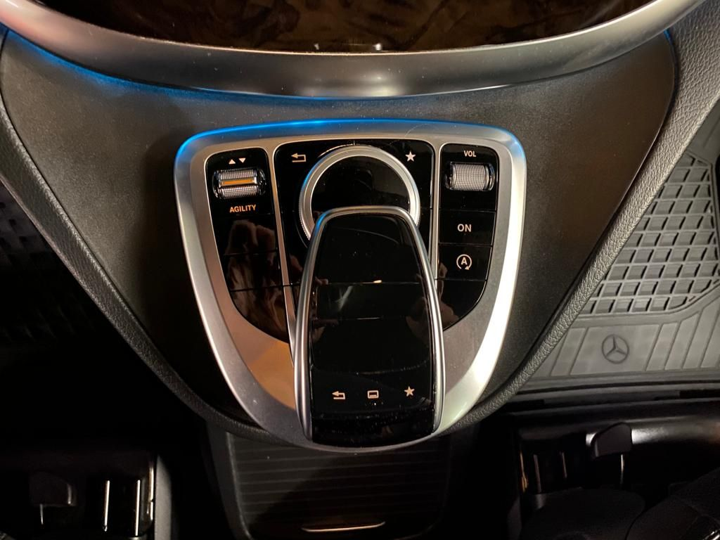 Mercedes Viano Classe V II 250 BlueTEC Avant Garde Bleu Nuit - 11