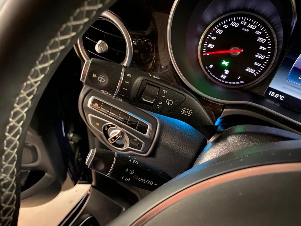 Mercedes Viano Classe V II 250 BlueTEC Avant Garde Bleu Nuit - 16