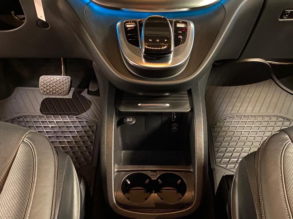 Mercedes Viano Classe V II 250 BlueTEC Avant Garde Bleu Nuit - 17