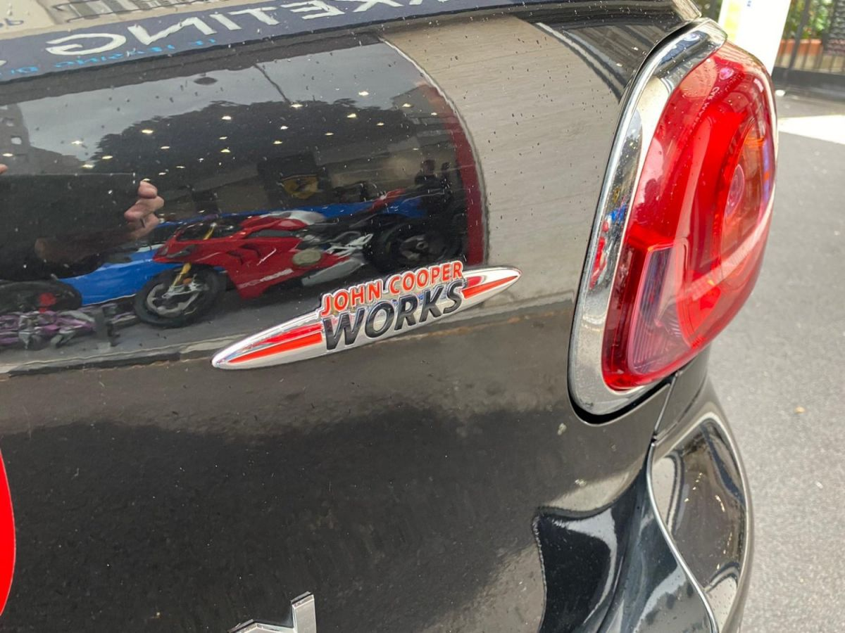 Mini Paceman 1.6 JOHN COOPER WORKS ALL4 218 Noir Et Rouge - 7