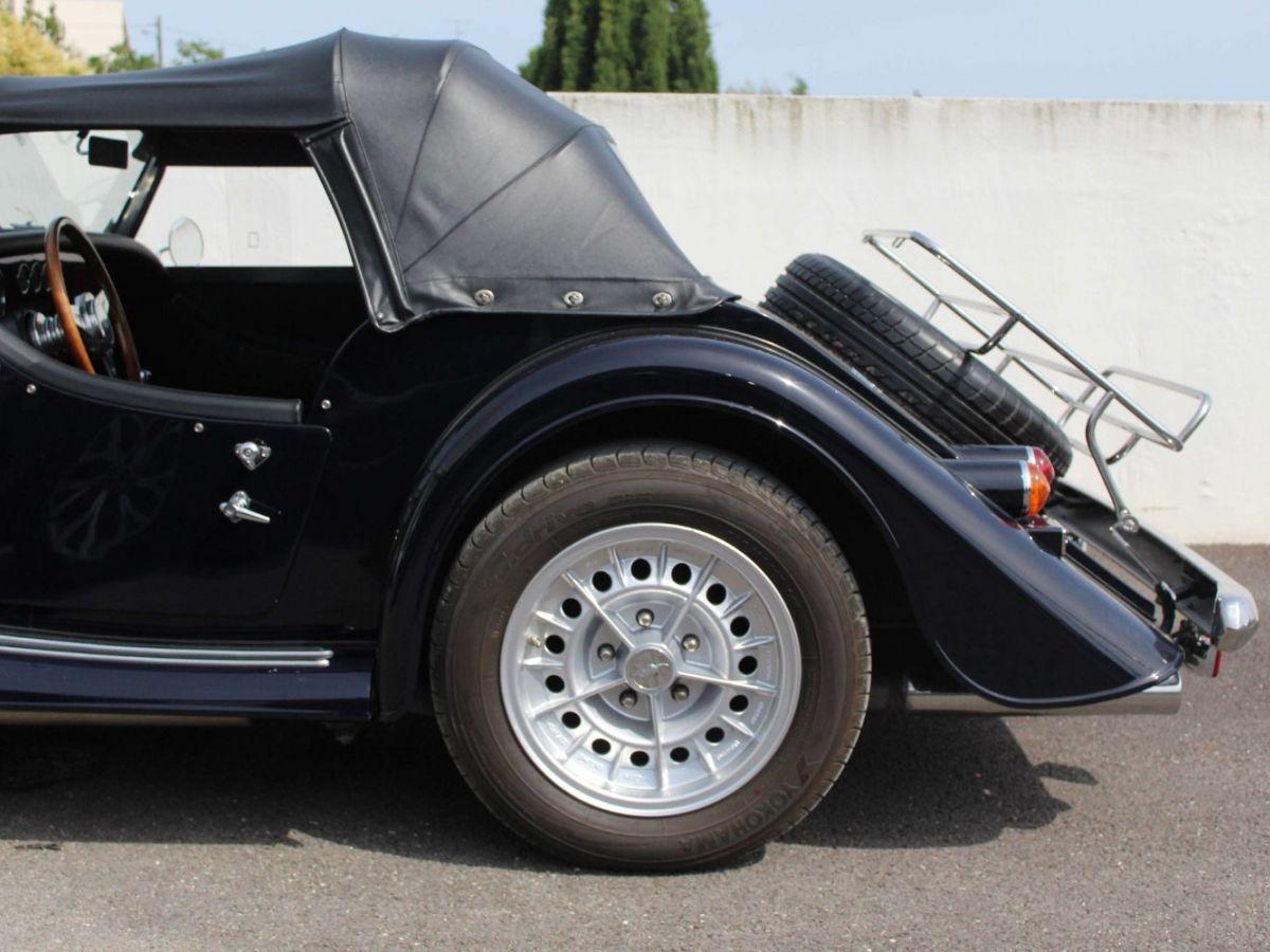 Morgan FOUR FOUR 3.0 V6 ROADSTER Bleu Foncé - 7