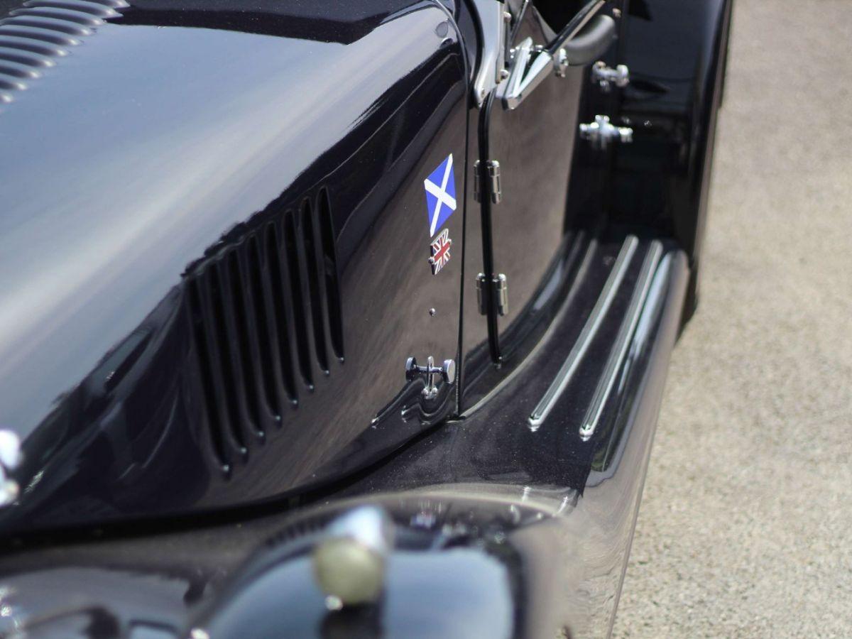 Morgan FOUR FOUR 3.0 V6 ROADSTER Bleu Foncé - 16