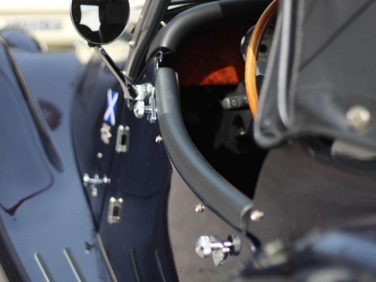 Morgan FOUR FOUR 3.0 V6 ROADSTER Bleu Foncé - 17