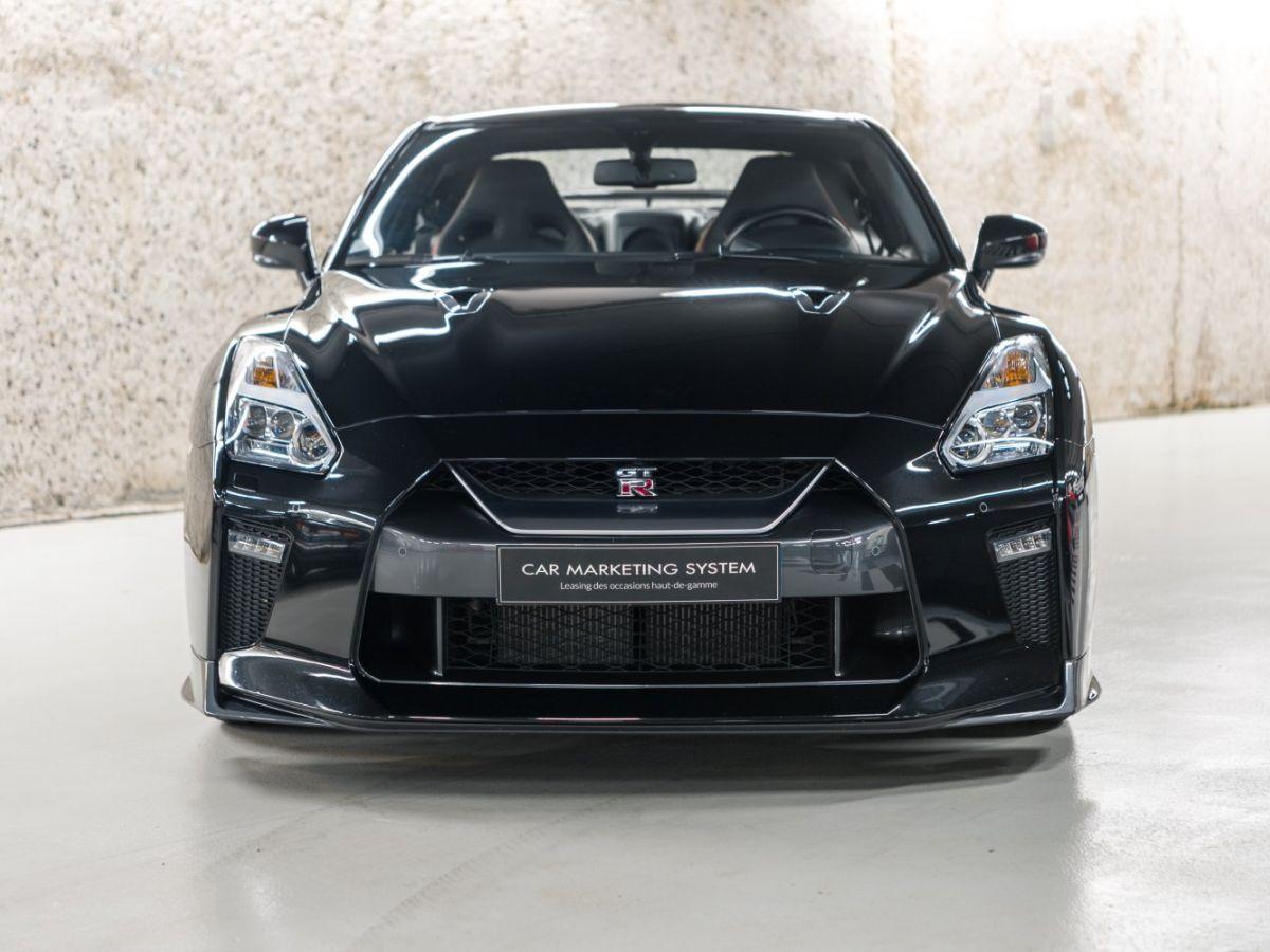 Nissan GT-R NISSAN GT-R (2) 3.8 V6 570 BLACK EDITION 4WD Noir Métallisé - 4