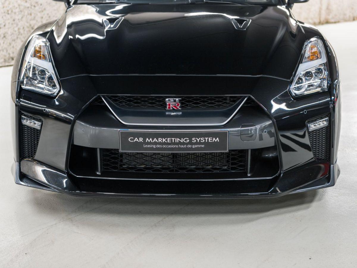 Nissan GT-R NISSAN GT-R (2) 3.8 V6 570 BLACK EDITION 4WD Noir Métallisé - 5