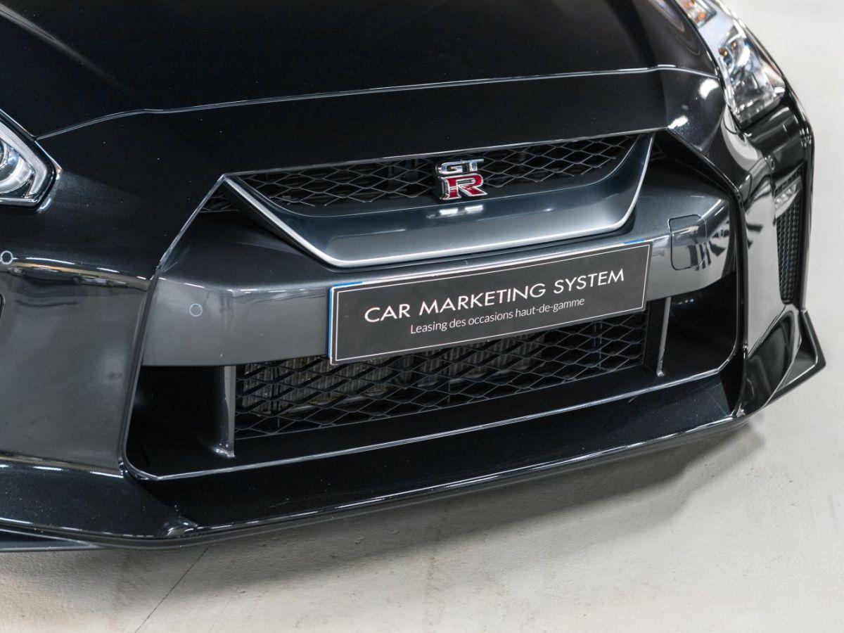 Nissan GT-R NISSAN GT-R (2) 3.8 V6 570 BLACK EDITION 4WD Noir Métallisé - 9