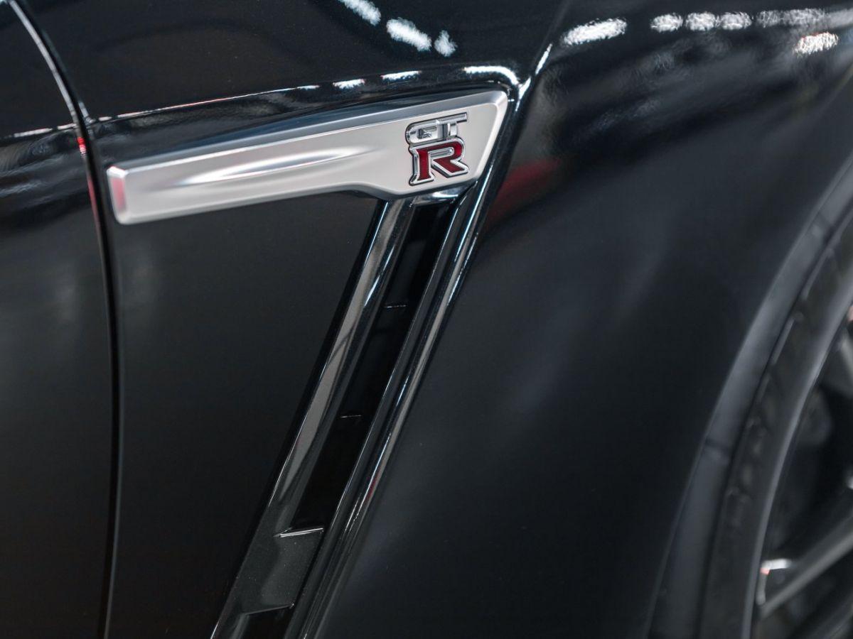 Nissan GT-R NISSAN GT-R (2) 3.8 V6 570 BLACK EDITION 4WD Noir Métallisé - 13