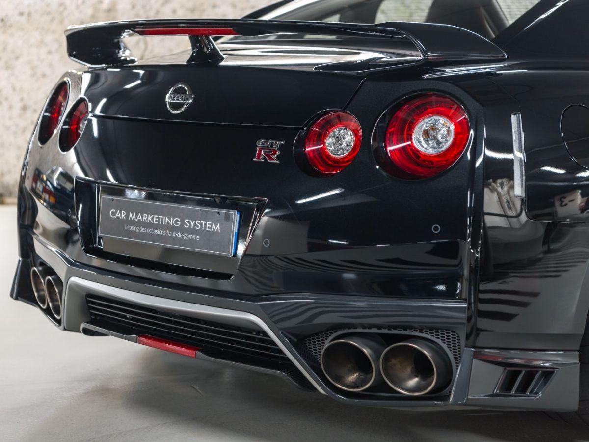 Nissan GT-R NISSAN GT-R (2) 3.8 V6 570 BLACK EDITION 4WD Noir Métallisé - 14