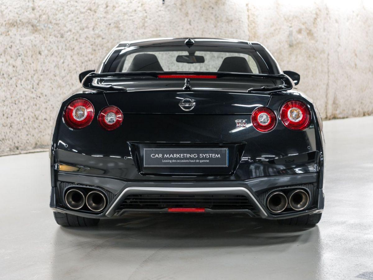 Nissan GT-R NISSAN GT-R (2) 3.8 V6 570 BLACK EDITION 4WD Noir Métallisé - 16