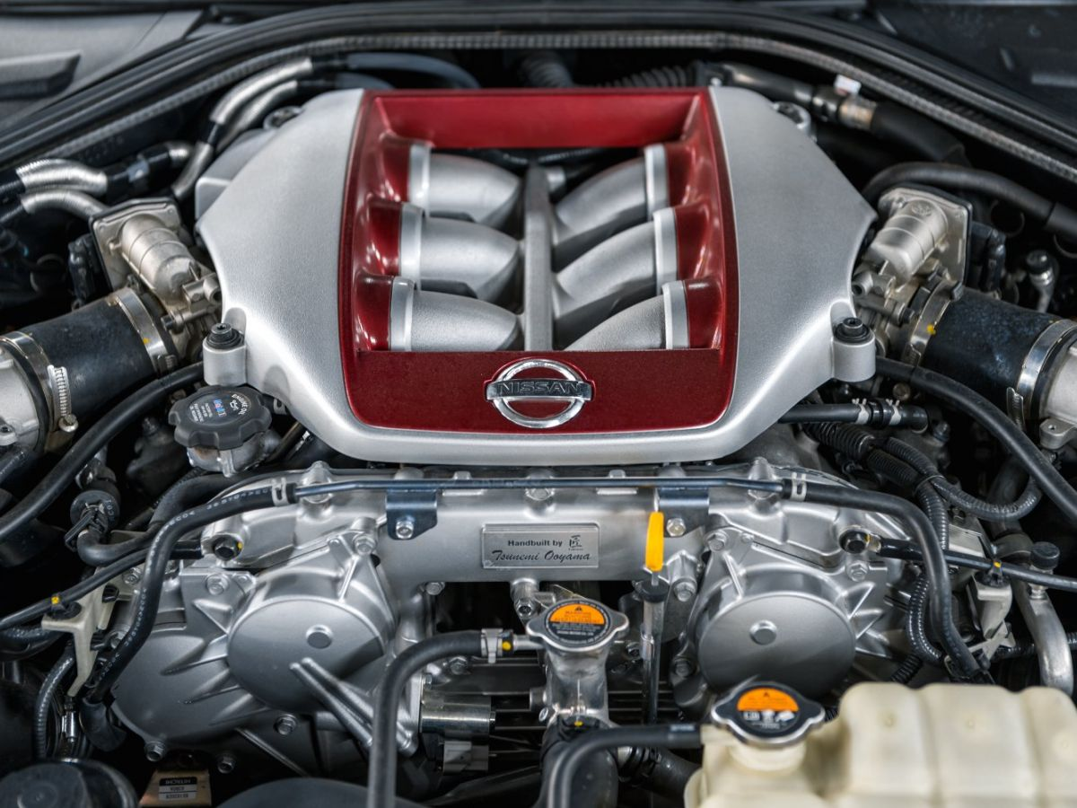 Nissan GT-R NISSAN GT-R (2) 3.8 V6 570 BLACK EDITION 4WD Noir Métallisé - 23