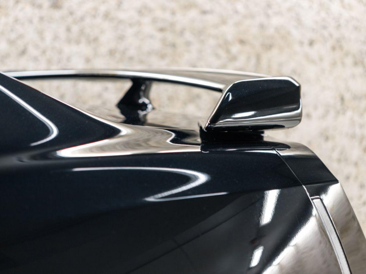 Nissan GT-R NISSAN GT-R (2) 3.8 V6 570 BLACK EDITION 4WD Noir Métallisé - 19