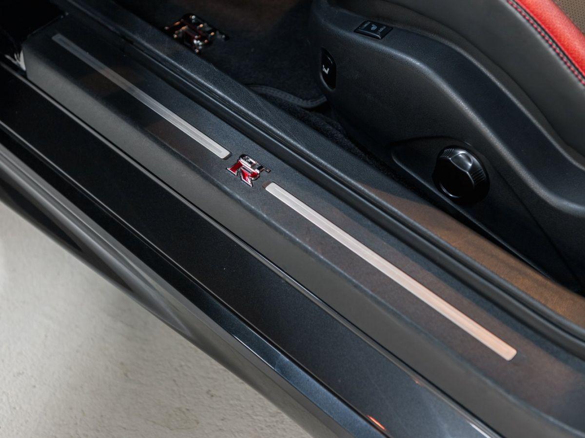Nissan GT-R NISSAN GT-R (2) 3.8 V6 570 BLACK EDITION 4WD Noir Métallisé - 28